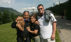 Fred, Julie & Gary