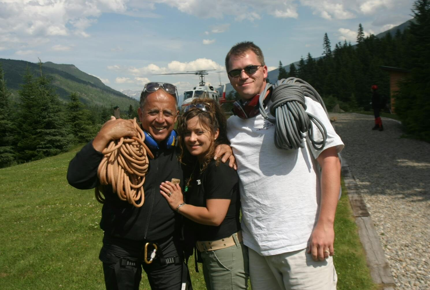 Fred, Julie & Gary